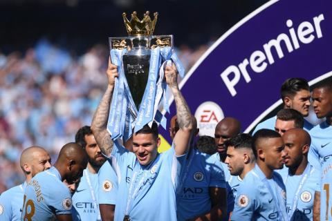 21: Ederson Moraes, Manchester City goalkeeper — €104.6 million ($122.5 million).