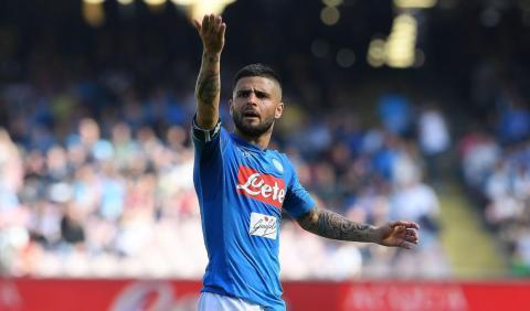 23: Lorenzo Insigne, Napoli attacker — €104.2 million ($122 million).
