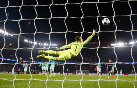 25: Marc-André ter Stegen, FC Barcelona goalkeeper — €100.5 million ($117.7 million).
