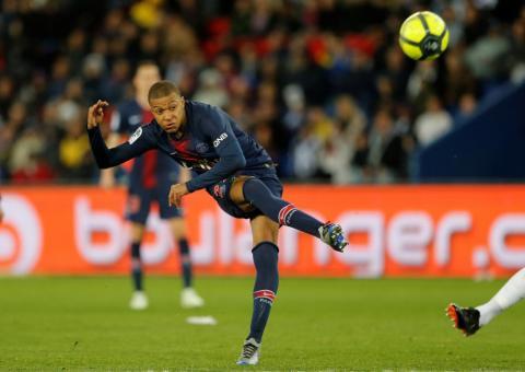 3: Kylian Mbappé, Paris Saint-Germain forward — €186.5 million ($218.6 million).