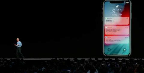 7. Apple is also updating Notifications. In iOS 12, Apple will finally group notifications (!!) by app, topic, or thread. And you'll also be able to more easily fine-tune which apps can send notifications in the first place.