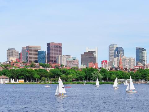 29. Boston, Massachusetts