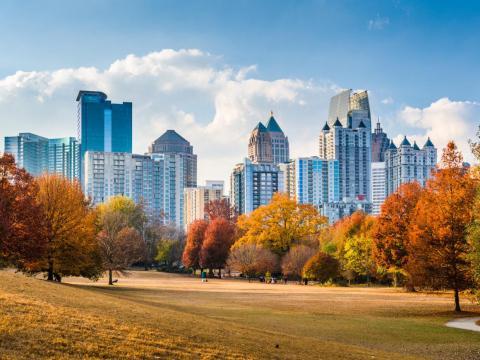 T-50. Atlanta, USA