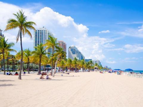 13. Fort Lauderdale, Florida