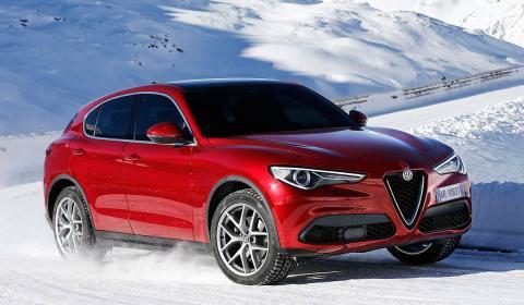 El Alfa Romeo Stelvio dispondrá de una tracción híbrida.