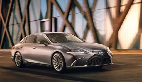 Lexus ha sido la primera marca en eliminar por completo el diésel de su oferta de motores.