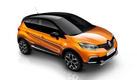 El Renault Captur se fabrica en España y tiene en su motor dCi de 120 CV su grupo propulsor estrella.