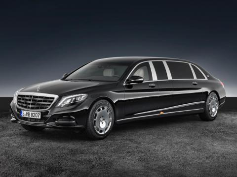 According to Mercedes, the S600 Pullman Guard lists for a whopping $1.57 million in its native Germany.