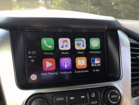 Actualización iOS12: CarPlay con Google Maps o Waze