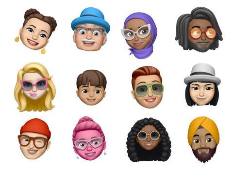 Actualización iOS12: Memoji