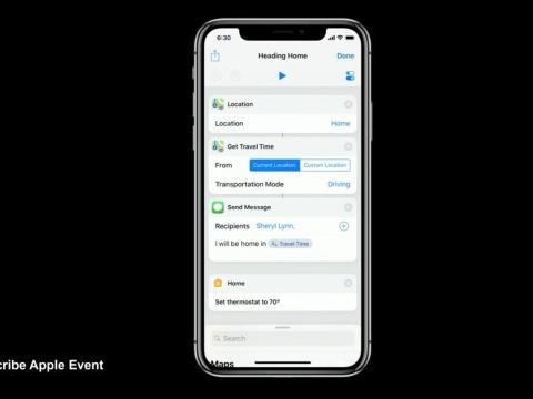 Actualización iOS12: Siri