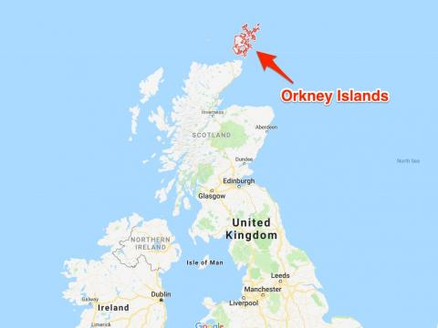 After finding Leona Philpot stayed waterproof, Microsoft deployed the Northern Isles data centre off the coast of Scotland, which will be operational for up to five years.