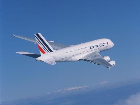 ... Air France ...
