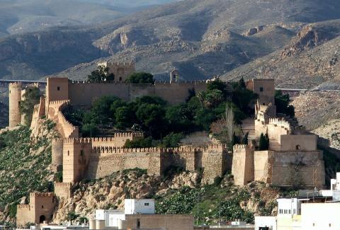 Alcázar de Almería
