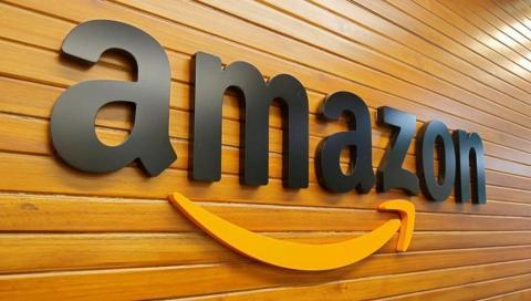 Amazon Logo Oficina