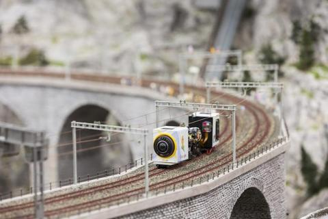 ... and railways of Miniatur Wunderland. Keep in mind, this model railway features over 8 miles of track.