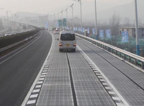 La autopista solar de Jinan, China [RE]