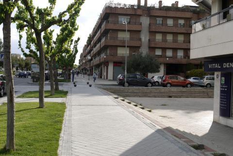 Avenida Europa Pozuelo de Alarcón