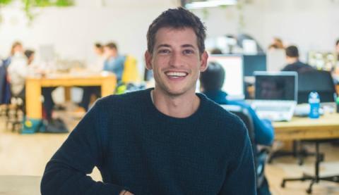 CEO de Badi, Carlos Pierre.