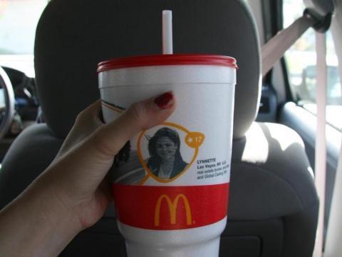 Bebida McDonald's [RE]
