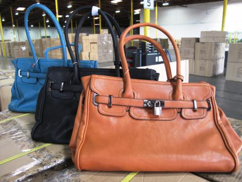 bolsos falsificados