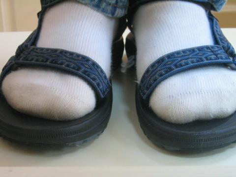 calcetines con sandalias (RE)