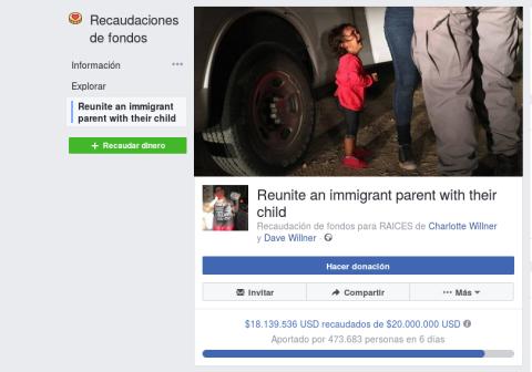 una campaña enfavor de inmigrantes consigue 16 millones