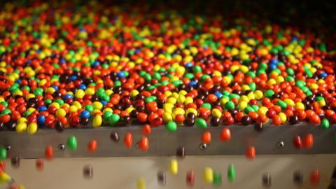 Caramelos, dulces, goloso, Mars