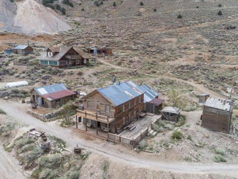 Cerro Gordo: Westworld (RE)