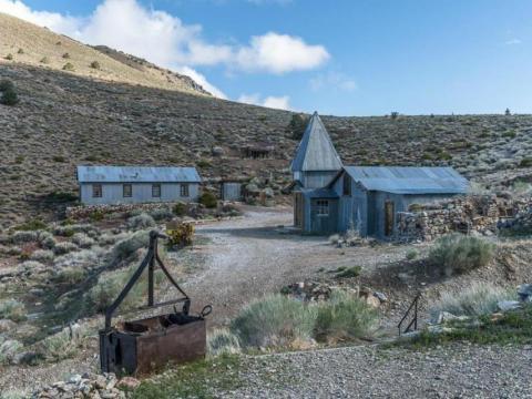 Cerro Gordo: Westworld real