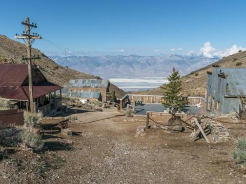Cerro Gordo: Westworld