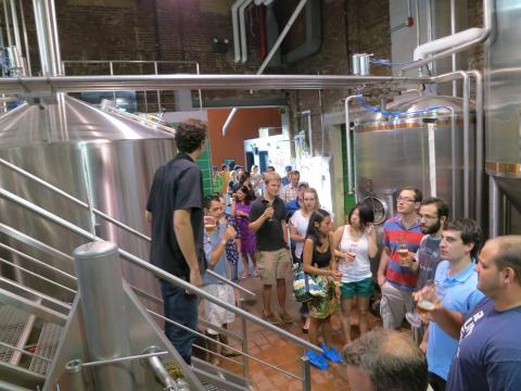 Cervecería de Brooklyn