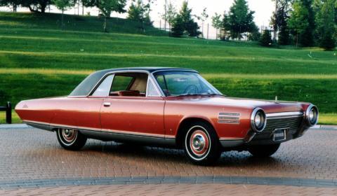 Chrysler Turbine Car.