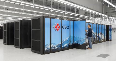 CSCS superordenador