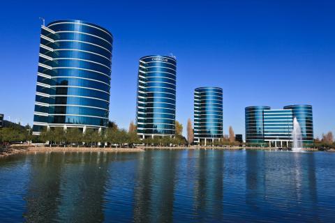 Cuartel general de Oracle