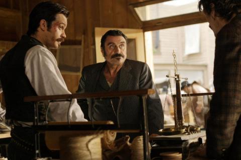 12. 'Deadwood' (2004-06), tres temporadas