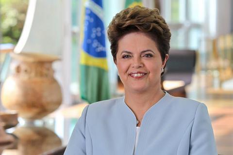 Dilma Rousseff en 2011