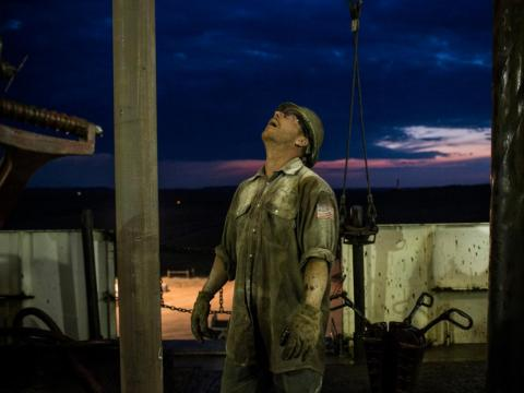 During the boom, thousands of people flocked to small towns like Williston and Watford City as lucrative jobs in the oil industry became readily available.