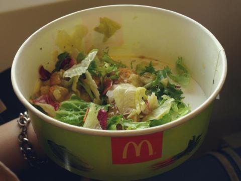 Ensalada del McDonald's [RE]