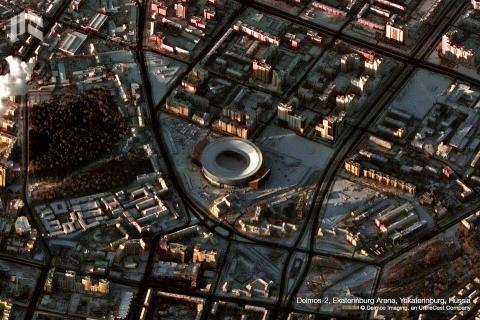 estadio ekatirenburgo mundial