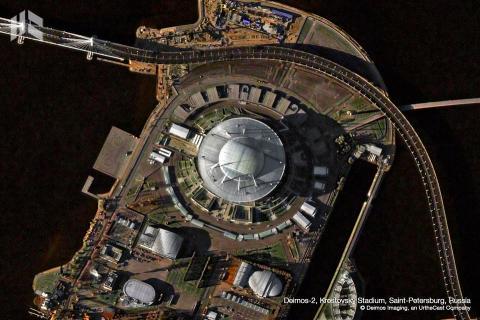 estadio krestovski mundial