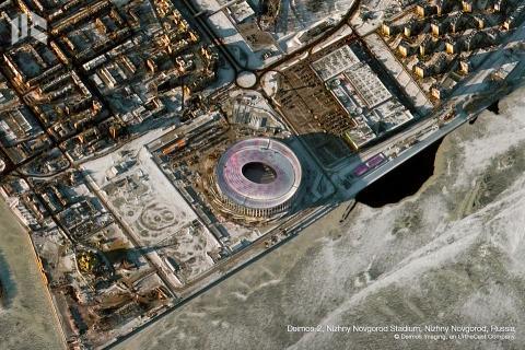 estadio novgorod mundial