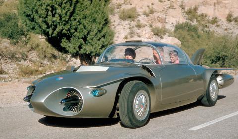 GM Firebird II