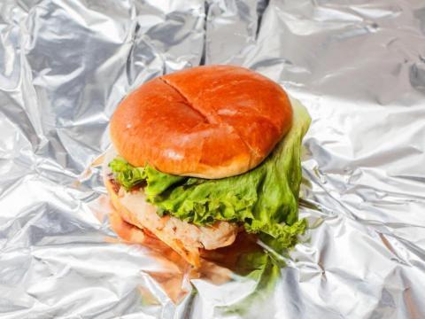 Hamburguesa de pollo a la plancha de McDonald's [RE]