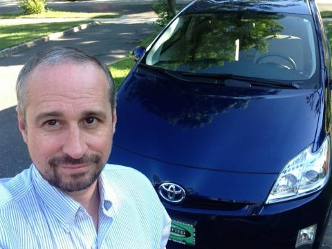 I sold it in 2014 and now own a 2011 Toyota Prius, whose tech is outdated but at least 21st-century caliber.