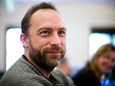 Jimmy Wales, fundador de Wikipedia