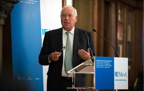 José Manuel García Margallo, exministro de Exteriores