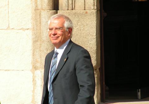Josep Borrell, nuevo ministro de Exteriores