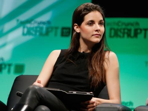 Kathryn Minshew, fundadora y CEO de The Muse.