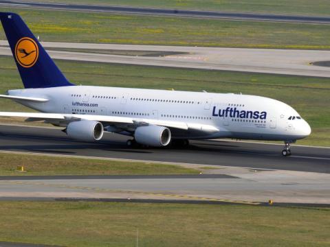 ... Lufthansa ...